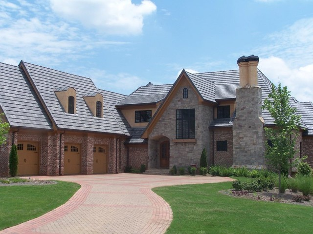 Street of Dreams- River Oaks traditional-exterior