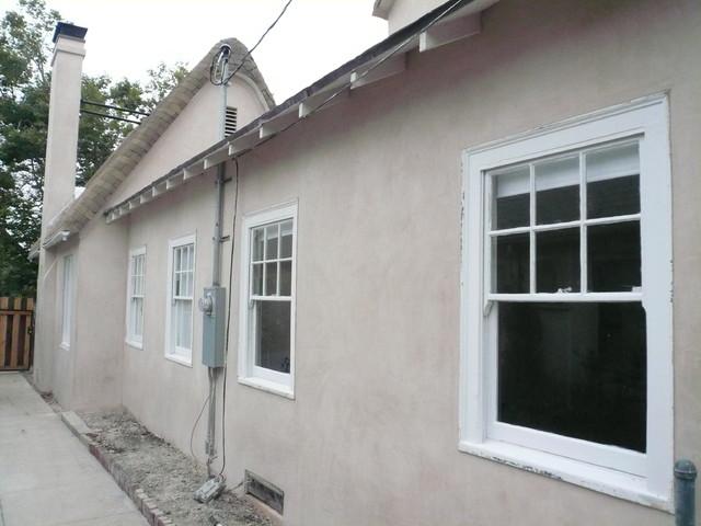 Stucco for Idee casa stucco
