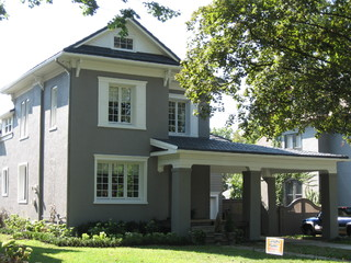 Stucco exterior repaint - Kitchener, Ontario - Traditional - Exterior - other metro - by ...