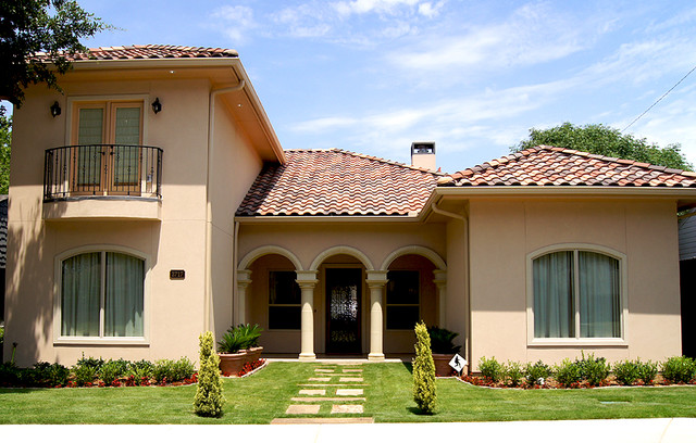 Stucco projects for Mediterranean stucco