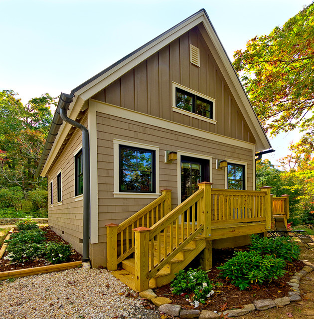 Sugar shack traditional exterior other by grove for Shack homes