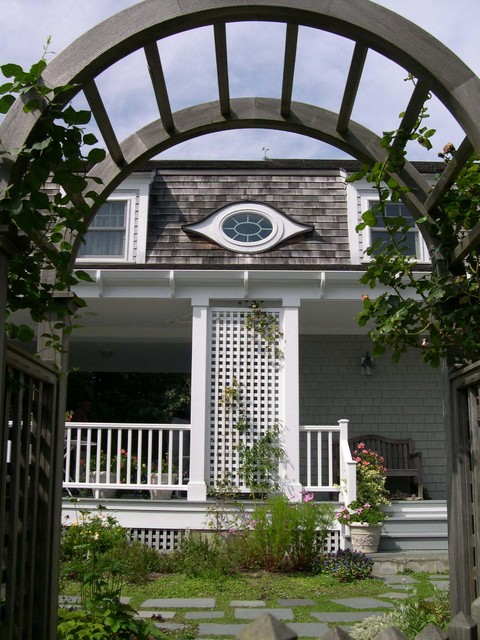 Residential Projects traditional-exterior