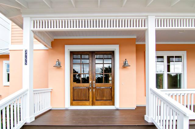 Summer House beach-style-entry