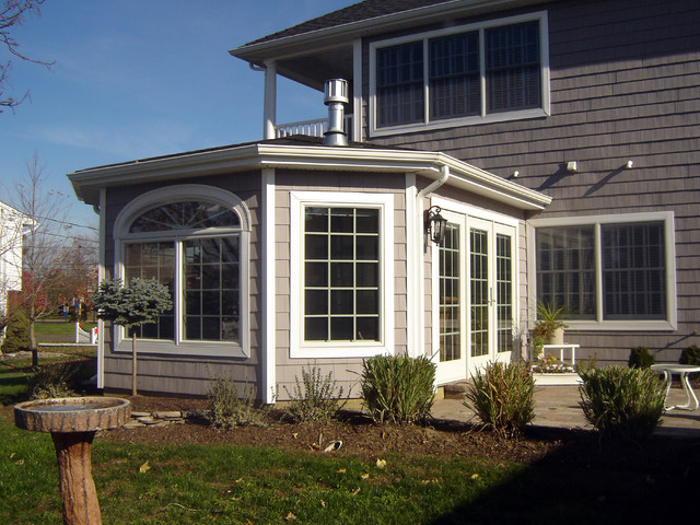Sun Room Addition In Monmouth County