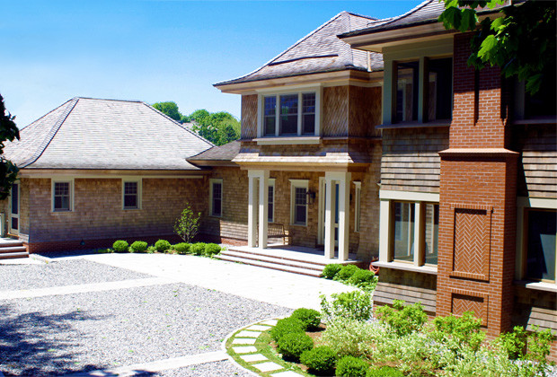 Watch Hill Residence traditional-exterior