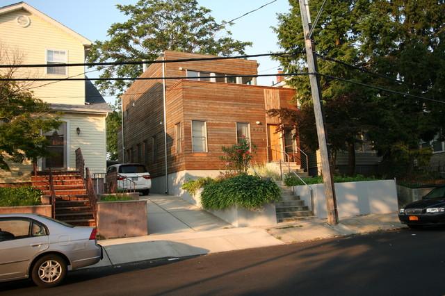 Sunnyside House contemporary-exterior