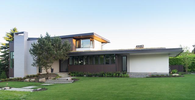 Sunrise Vista contemporary-exterior