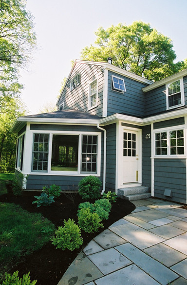 Howley Exterior traditional-landscape