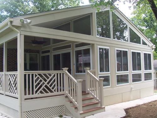 Sunrooms amp Additions Traditional Exterior Baltimore