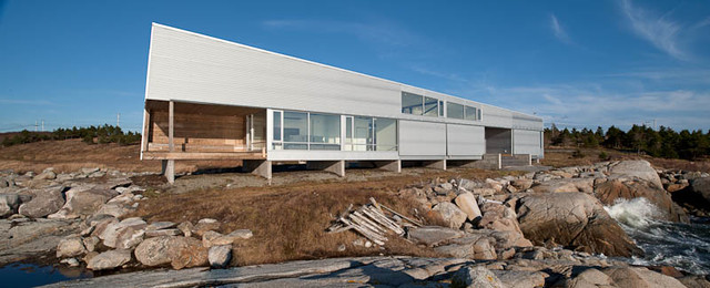Sunset Rock House Contemporary Exterior Other By