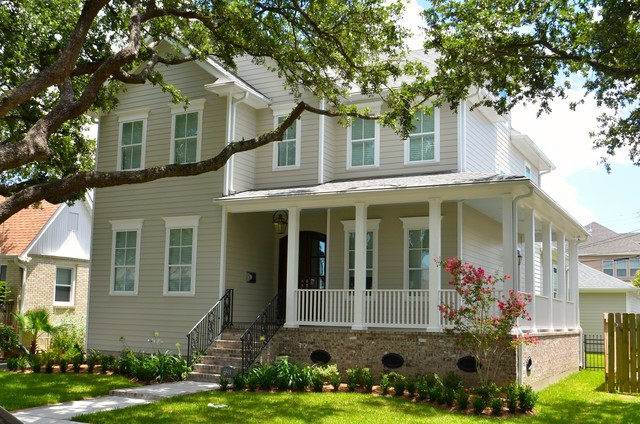 Completed Job Traditional Exterior New Orleans By