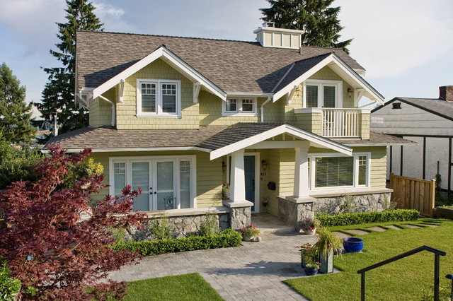 Sutherland Residence traditional-exterior