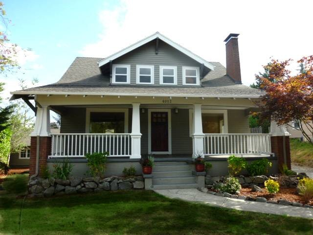 Sw portland bungalow for Portland craftsman homes