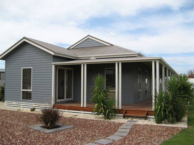 Swanbuild Arlington 3 Display Home Traditional Exterior Melbourne By Swanbuild
