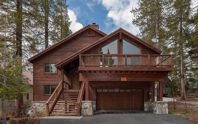 tahoe cabin rustic exterior san francisco by jane