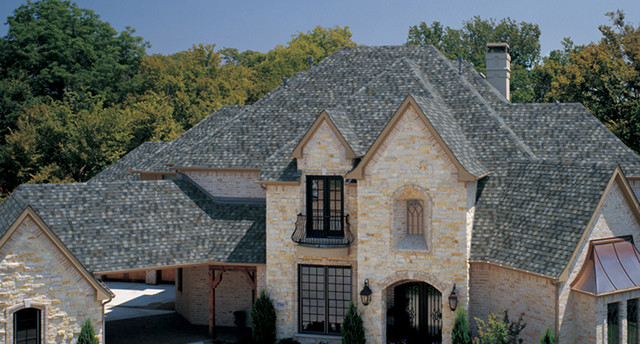 Tamko Shingle Roof Traditional Exterior San