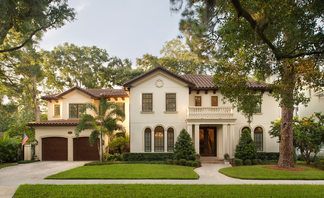 Ordinaire Tampa Residential Architecture Photography   September Builder  ProjectMediterranean Exterior, Tampa