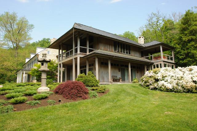 Greenspring traditional-exterior