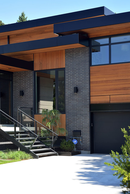 Taylor Creek Ranch Contemporary Exterior Toronto