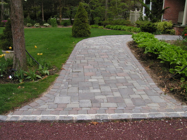 Techo Bloc Paving Stone Walkway Smithtown N Y 11787