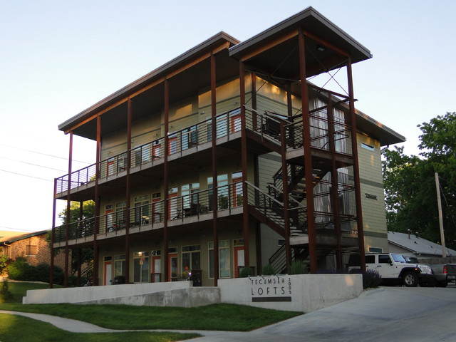 tecumseh lofts industrial exterior other metro by timber