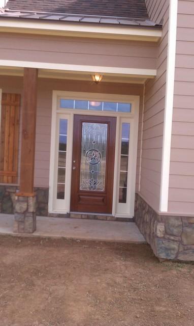 Texas Hill Country Exterior traditional-exterior