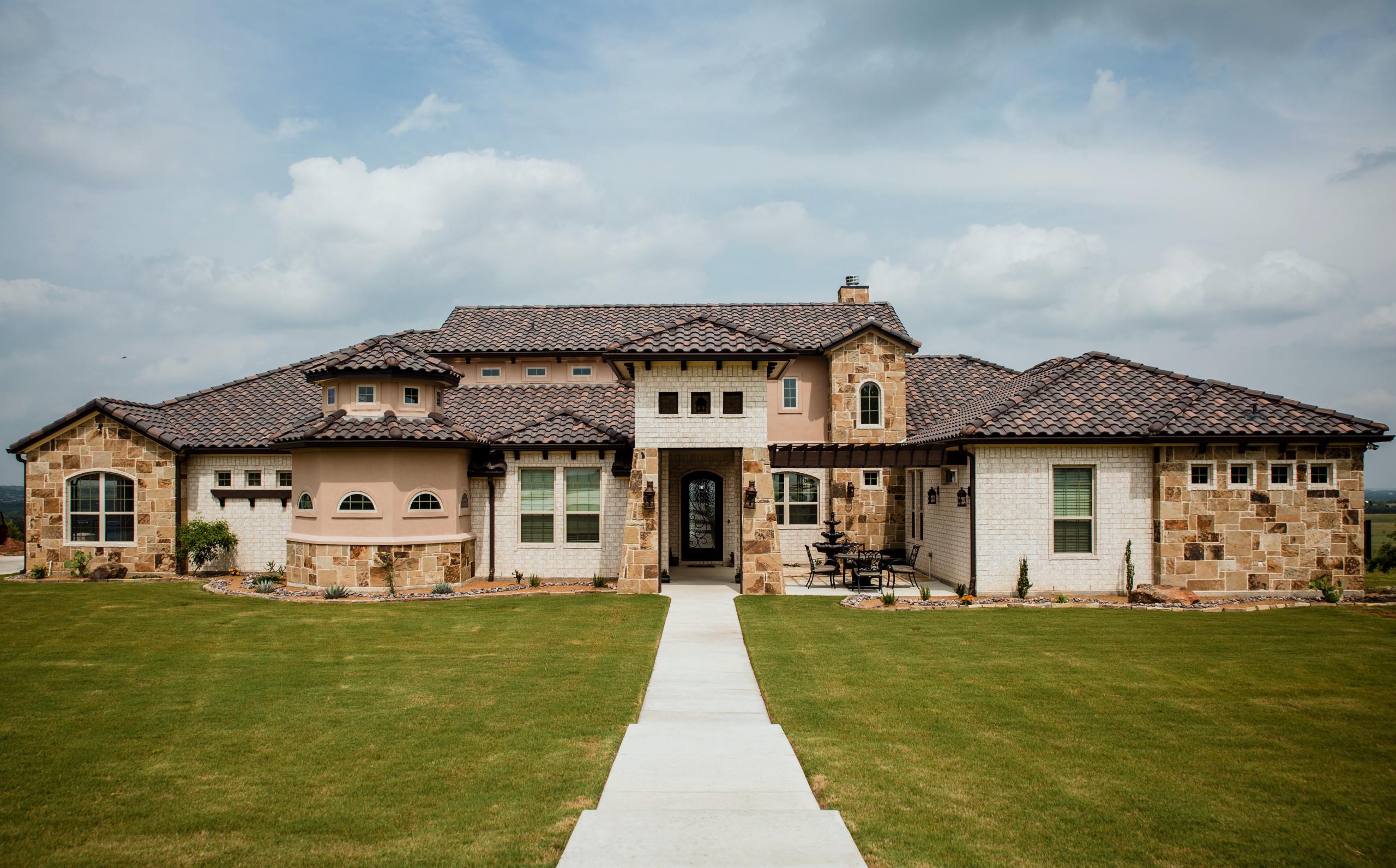 Texas Hillside View