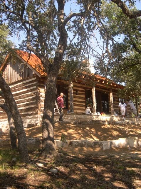 Texas Log Cabins