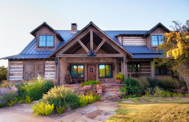 Texas Vacation Cabin Rustic Exterior Other Metro