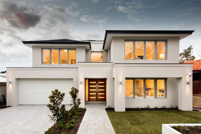 The Aria Swanbourne Contemporary Exterior Perth