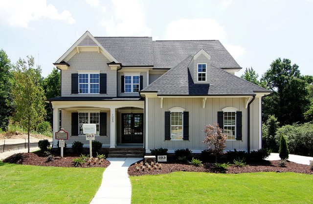 The arramore built by homes by dickerson in raleigh and for Homes by dickerson floor plans