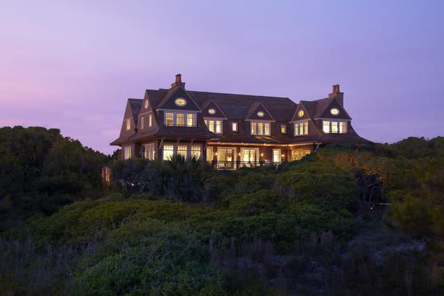 The Beach House beach-style-exterior
