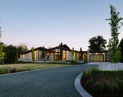 The Bradner Residence contemporary-exterior