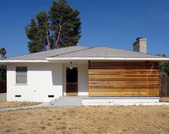The Brick House modern-exterior