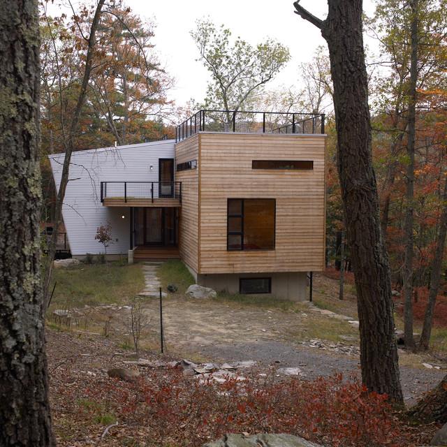 The Captain's House modern-exterior