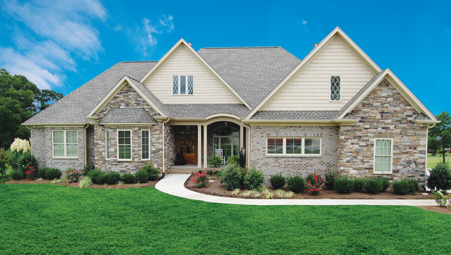 the carinthia plan 1180 traditional exterior