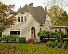 "The ""Carlyon-Rydman"" House exterior"