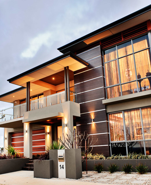the carnac modern exterior perth by seacrest homes. Black Bedroom Furniture Sets. Home Design Ideas