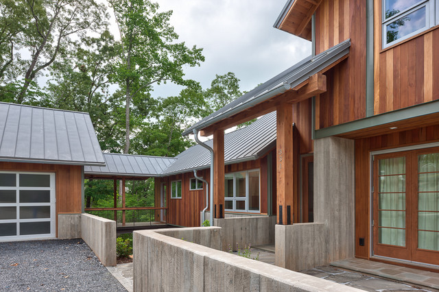The Cliffs at Mountain Park, Augusta Links Trail contemporary-exterior