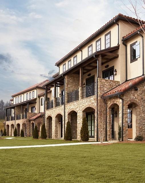 Village interior design llc interior designers decorators - The Cliffs Communities Mediterranean Exterior Other