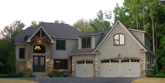 the craftsman craftsman exterior - Clay Siding Pictures Of Houses
