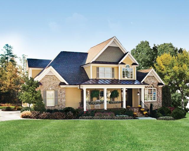 the derbyville plan 1032 craftsman exterior