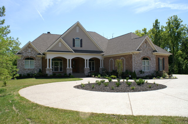 The evangeline house plan by southern comfort homes and for Don gardner birchwood