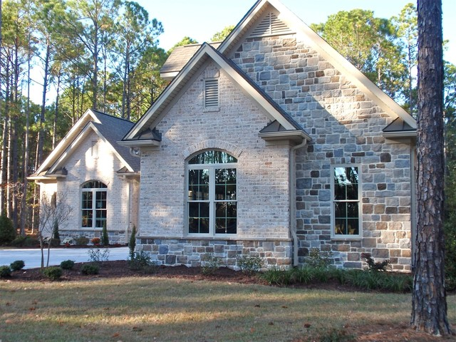 The Evergreen Model Traditional Exterior Wilmington