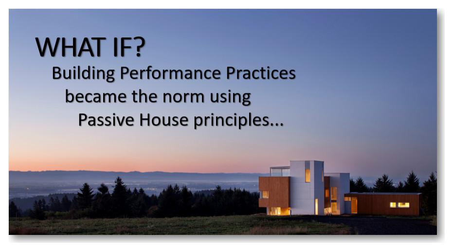 The Expert Virtual Panel Passive House in North Carolina Webinar