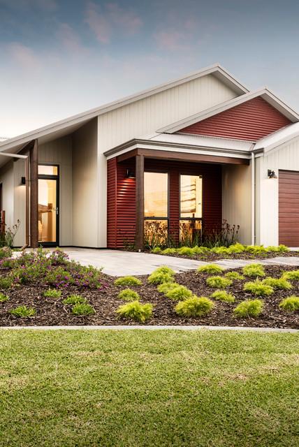 Minum cove concept home perth wa contemporary exterior perth - The Ferguson Retreat