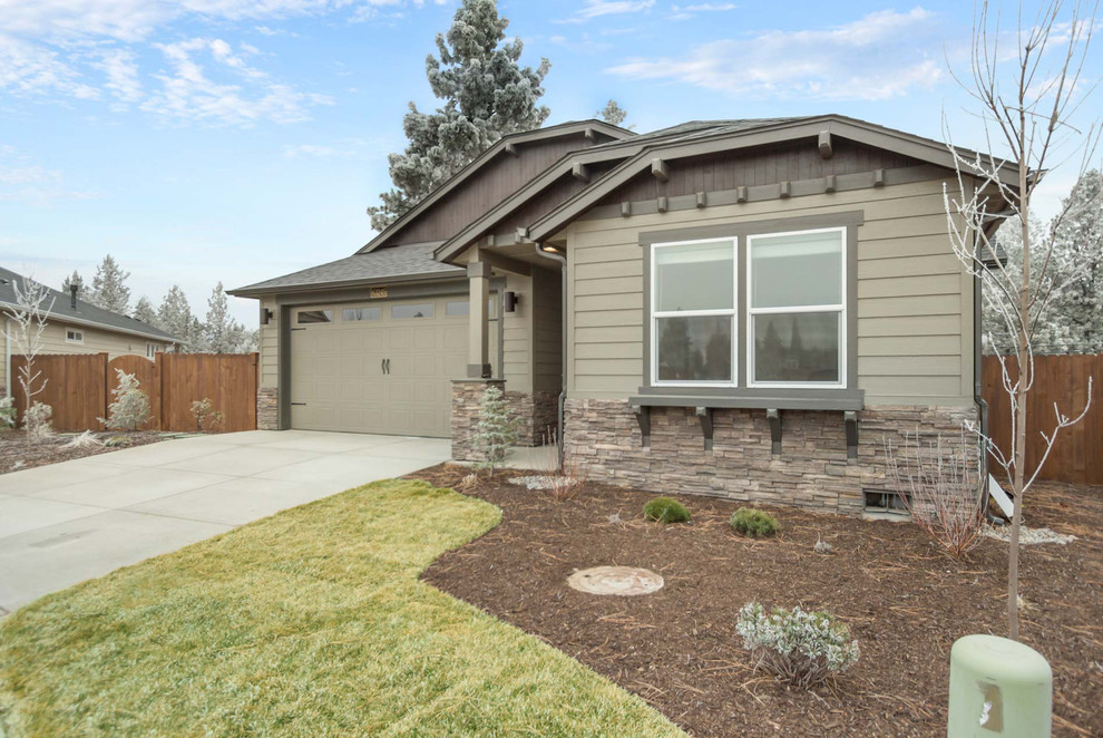 The Fernhill 2 956 Daylight Basement Craftsman Exterior Other By Hayden Homes