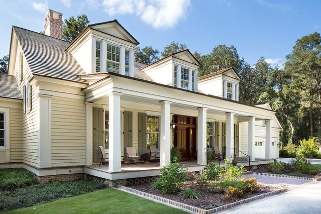 The Ford Plantation Farmhouse Exterior Atlanta By