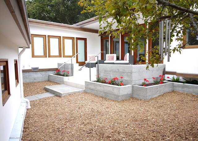 The Home of Architect, Carmel, CA contemporary-exterior