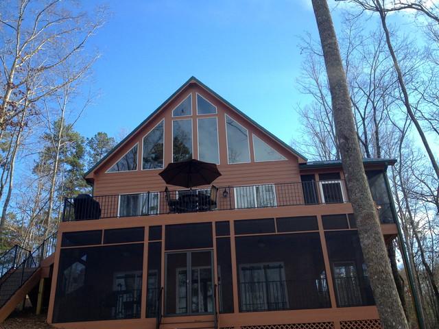 The Laffler Home traditional-exterior